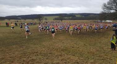 Northern XC start