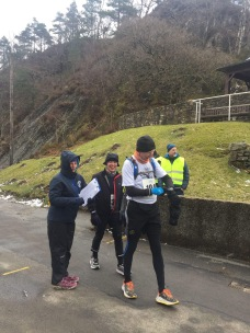Loch katrine finish